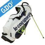 ルコックゴルフ Le coq sportif GOLF スタンドキャディバッグ XQQ1252GD キャディバッグ