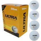 ウイルソン Wilson ULTRA ゴルフボール 24個入り