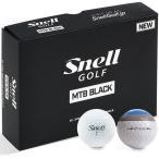 スネルゴルフ Snell GOLF MTB BLACK ボール