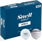 スネルゴルフ Snell GOLF MTB-X ボール