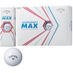 キャロウェイゴルフ SUPERSOFT SUPERSOFT MAX 21 ボール