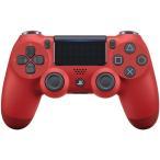 PS4 ワイヤレスコントローラー(DUALSHOCK 4) マグマ・レッド