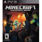 【送料無料・即日出荷】PS3 Minecraft マインクラフト PlayStation 3 Edition(北米版 日本語版でプレイ可能)マイクラ 010821