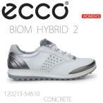 【送料無料】【2016年NEWカラー】ECCO エコー WOMEN'S GOLF BIOM HYBRID 2 【120213-54510】 レディス ゴルフシューズ