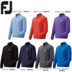 【送料無料】 FOOTJOY フットジョイ ハーフジップラインセーター FJ-F15-M03