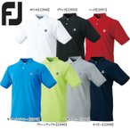 半額以下【送料無料 メール便】 FOOTJOY フットジョイ チェストロゴシャツ FJ-S17-S02