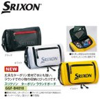 【送料無料】 ダンロップ スリクソン SRIXON ターポリンラウンドポーチ GGF-B4010