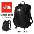 ノースフェイス リュック シングルショット THE NORTH FACE Single Shot