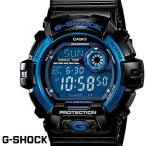 ショッピングShock G-SHOCK ジーショック メンズ 腕時計 G-8900A-1 ブラック ブルー スタンダードモデル CASIO うでどけい G−SHOCK