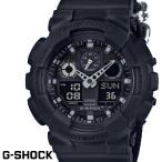 ショッピングShock G-SHOCK カシオ Gショック GA-100BBN-1A ブラックCASIO G−SHOCK ジーショック