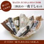 「三陸浜の一夜干しセット」 さんま・真いか・さば・赤魚・ほっけ・柳かれい・つぼ鯛干物(木村商店)
