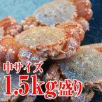 「(中サイズ)活毛ガニ1.5kg盛り!」 蟹/カニ/かに/直送/お取り寄せ(復興デパートメント)(千歳丸)