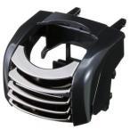 ナポレックス(NAPOLEX) Fizz-872  ACホルダー メタルブラック  [Automotive]