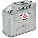矢澤産業 ステンレスガソリン缶 210L CST-10
