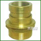 岩崎製作所 町野式オス×ガスネジオスC103 黄銅製 36C025B