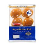 【ヤマザキ】ロイヤルバターロール(6個入り) 1袋