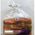 【ヤマザキ】 レーズンゴールド(6枚切り) × 1袋 食パン ブレッド