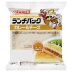 ヤマザキ製パン ランチパック カレー&チーズ ×1袋