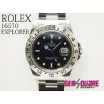 ROLEX ロレックス エクスプローラー2 黒 U番 腕時計 中古 16570(質屋出店)