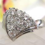 ダイヤモンド1.0ctリングPt900