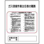 ガス溶接作業主任者の職務J15 500×400