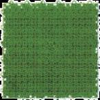 ワタナベ 人工芝 システムターフR 30cm×30cm グリーン