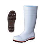 長靴 作業長靴 安全靴 耐油性 弘進ゴム ハイブリーダーガード HB-500|白 黒 メンズ レディース 耐油 防滑 先芯 抗菌 滑りにくい 油に強い