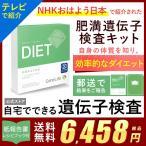 肥満遺伝子検査キット GeneLife Diet ジーンライフ ダイエット 紙報告書・レシピブック付き