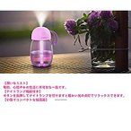 Yahoo!general purpose新販売新商品 加湿器 超音波式 卓上加湿器 車載対応加湿器 USBミニ加湿器 7色LEDライト変換 加湿空気清浄機 静か 節電 省エネ 小型