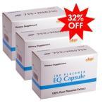 ショッピングプラセンタ (セットでお得な30%OFF) JBP 日本生物製剤 JBP EQ カプセル×3個(馬プラセンタ サプリメント)