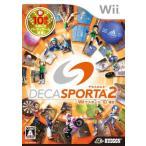 DECA SPORTA 2 (デカスポルタ 2) Wiiでスポーツ 10 種目!