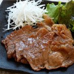 元気豚 肩ロース焼肉(味噌焼) 150g
