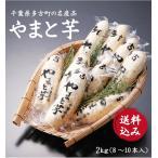 高木さん家の大和芋 2kg(8〜10本)