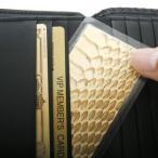 蛇の抜け皮(蛇の抜け殻) 財布に入れて金運を呼ぶカードパウチ仕様 【郵送につきて運送料無料】