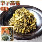辛子高菜250g(明太子入り) 国産高菜100% うまかもん ふくや