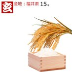 福井のお米 28年 福井産 コシヒカリ 玄米15kg送料無料 ※精米選択可 (451)
