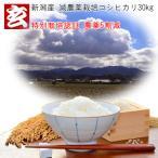 新米28年産 新潟県 ミネラルコシヒカリ 玄米 30kg 送料無料 ミネラル栽培米 ※精米選択可 (1287)
