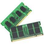 【良品中古 ノート用】 DDR3 PC3-8500(1066MHz) 1GB メーカー問わず