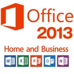 【MS-Office DSP版】Microsoft Office 2013 Home and Business