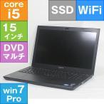 【良品中古パソコン・ノート】 SONY 15.5型 VAIO SVS1511AJD [SVS151A12N] (Core i5 3320M 2.6GHz/ 4GB/ SSD 128GB/ Windows7Pro64)