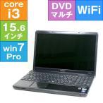 【良品中古パソコン・ノート】 SONY 15.5型 VAIO VPCEB3AGJ [PCG-71311N] (Core i3 370M 2.4GHz/ 4GB/ 320GB/ Windows7Pro)