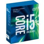【新品BOX】 Intel Core i5-7600K 3.8GHz [BX80677I57600K] (6MB/ 8 GT/s / 91W/LGA1151) 倍率ロックフリーモデル※CPUクーラー無し