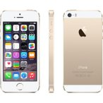 【良品中古】 Apple iPhone 5s/32GB/Gold (SIMフリー)
