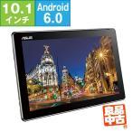 【良品中古】ASUS 10.1型タブレット ZenPad 10 ブラック・Wifiモデル [Z300M-BK16](MediaTek MT8163 1.3GHz/ メモリ2GB/ ストレージ16GB/ Wifi,BT/ Android 6.0)