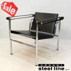 *週末限定セール* ル・コルビジェ LC1 スリングチェア スティールライン社DESIGN900 (steelline)