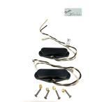 リンディ・フレイン ムスタング/ Lindy Fralin  Mustang / ブラック・ピックアップカバー仕様/正規輸入品