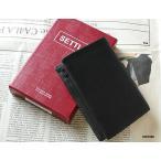 送料無料 SETTLER セトラー 正規販売 コンパクトウォレット OW1565-BLACK 財布 サイフ レザー ブラック 黒 OW-1565