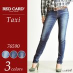 "RED CARD レッドカード""Taxi""スキニーデニムパンツ RED CARD 76590"
