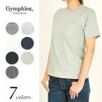 ショッピングジムフレックス ジムフレックス Gymphlex ジムフレ レディース ポケット 半袖Tシャツ ポケT カットソー J-1163GF