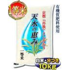 当日精米令和元年産米 お米 10kg コシヒカリ 白米 5kg×2 京都府 丹後産 天水の恵み 一等米